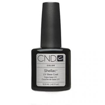 Baza permanent CND Shellac UV Base Coat Shellac 12.5 ml