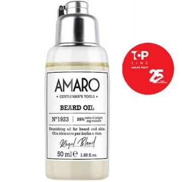Ulei hidratant Amaro pentru barba si fata 50ml
