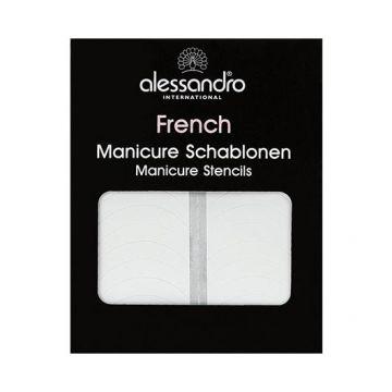 Set Alessandro French  pentru manichiura