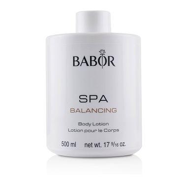 Lotiune tratament de corp Babor Spa Balancing efect de echilibrare 500ml