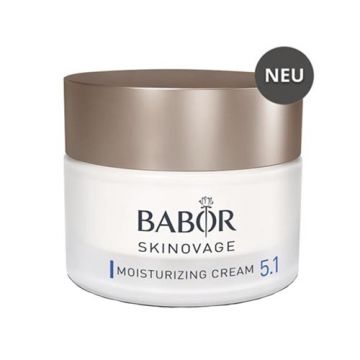 Crema hidratanta Babor Skinovage Moisturising Cream pentru fata 50ml