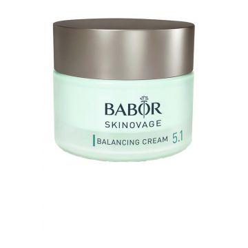 Crema tratament echilibranta Babor Skinovage Balancing Cream pentru fata 50ml
