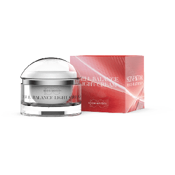 Crema regeneranta echilibranta pentru tenul matur Dermia Cell Balance Light Cream 75ml tube