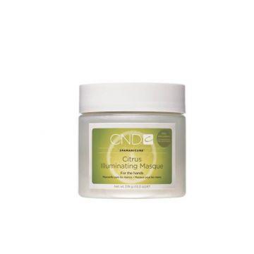 Masca hidratanta pentru maini CND Citrus Illuminating Masque 378gr