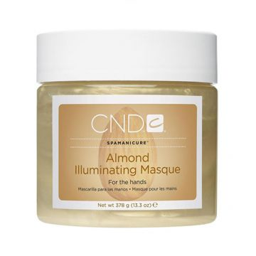 Masca pentru maini CND Spa Manicure Almond Illuminating 378g