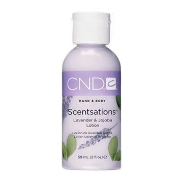 Lotiune CND Scentsation Lavender & Jojoba pentru hidratare 60 ml