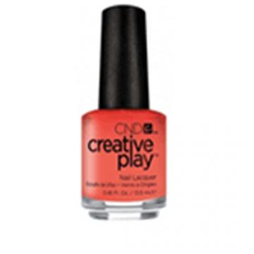 Lac unghii clasic CND Creative Play Peach of Mind 13.6 ml