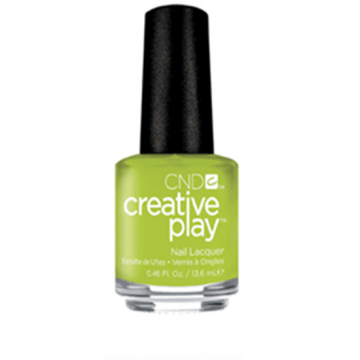 Lac unghii clasic CND Creative Play Toe to the Lime 13.6 ml