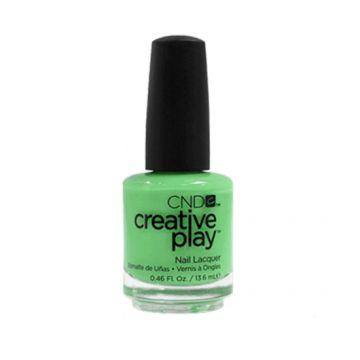Lac unghii clasic CND Creative Play Got Kale 13.6 ml