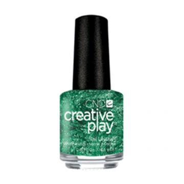 Lac unghii clasic CND Creative Play Shamrock on You 13.6 ml