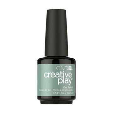 Lac unghii semipermanent CND Creative Play Gel My Mo Mint #429 15ml