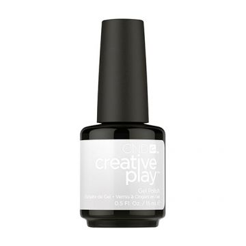 Lac unghii semipermanent CND Creative Play Gel I Blanked Out #452 15 ml