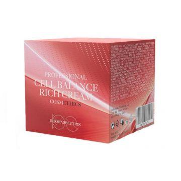 Crema antirid Dermia Cell Balance Rich pentru ten normal/uscat 50ml