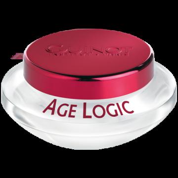 Crema tratament anti imbatranire Guinot Age Logic Crème Riche cu efect de longevitate celulara 50ml