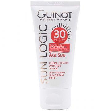 Crema protectie solara fata Guinot Age Sun Creme SPF 30 50ml