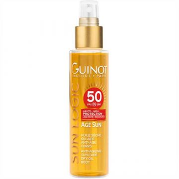 Ulei uscat FPS50 Guinot Age Sun Huile 150ml