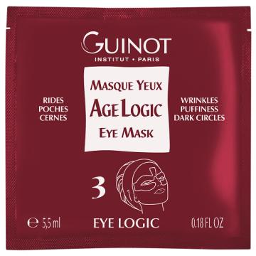 Masca Guinot Time Logic Age cu efect anti-imbatranire 4x5.5ml