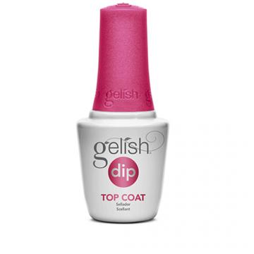 Top Coat unghii Gelish Dip 15 ml
