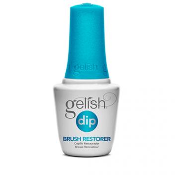 Solutie curatare pensule Gelish Dip Brush Restorer 15 ml