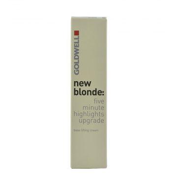 Lotiune de iluminare Goldwell Base Lifting pentru par blond 60ml