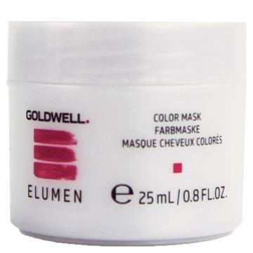 Mini Masca de par Goldwell Elumen Color pentru par vopsit 25ml