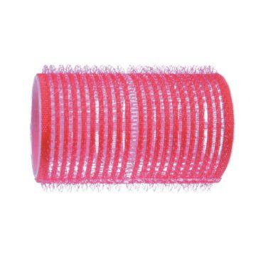 Bigudiuri Kiepe Velcro Roller D36 Rosu 12buc