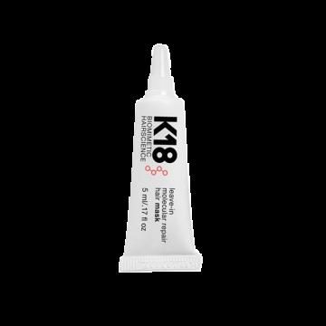 Masca de par K18 Leave In Repair Mask Single Tube pentru acasa 5ml