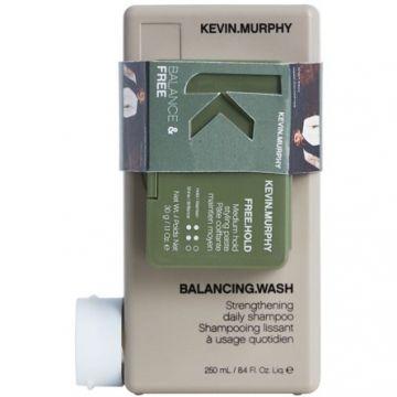 Set mini Kevin Murphy Make Mine A Mini Balance Wash Kit