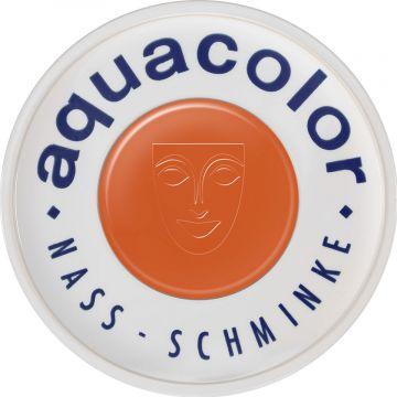 Fard crema Kryolan Aquacolor Wet Make-up 508 pentru fata si corp Corai 30ml