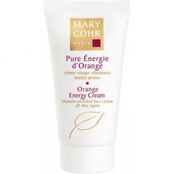 Crema Mary Cohr Pure energie D'orange cu efect de hidratare si luminozitate 50ml