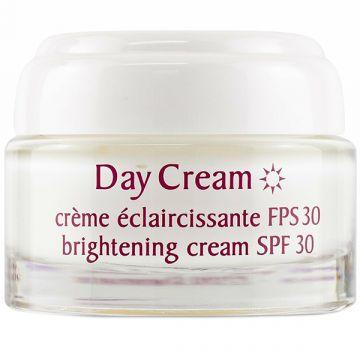 Crema Mary Cohr Swhite Creme Eclaircissante SPF 30 anti-pete cu efect de luminozitate 50ml
