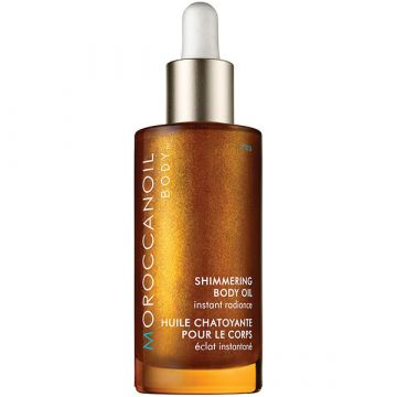 Ulei de corp Moroccanoil Shimmering Oil Body stralucitor 50ml