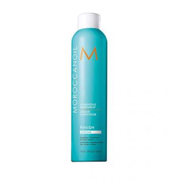 Fixativ Moroccanoil Hairspray Medium Luminous pentru fixare medie 330ml