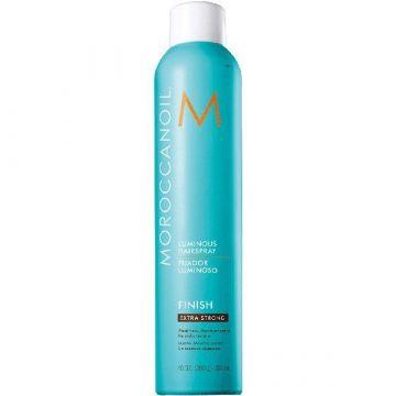 Fixativ Moroccanoil Hairspray Extra Strong pentru fixare extra puternica 330ml