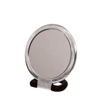 SIBEL Oglinda Argintie 9 cm