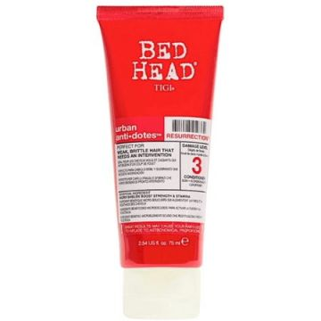Conditioner Tigi Bed Head Anti Dotes 3 Resurrection pentru par cret 75ml