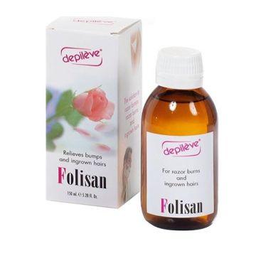 Lotiune Depileve Folisan anti-foliculita 150ml