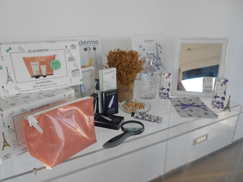 PROGRAMUL INTERNATIONAL DE FRUMUSETE ACADEMIE SCIENTIFIQUE DE BEAUTE