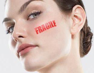 4 certitudini despre pielea sensibila