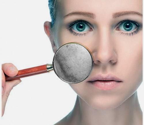 Cum este afectata pielea in carantina