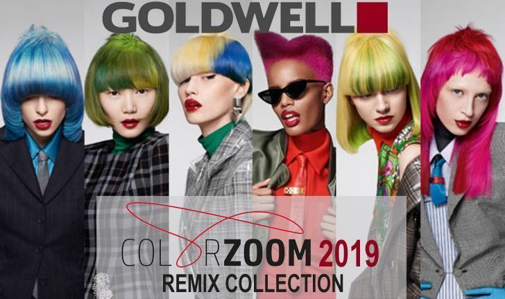 GOLDWELL COLOR ZOOM CHALLANGE 2019