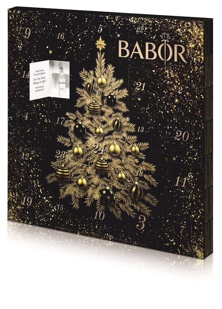 Continuam povestea de succes a vedetei BABOR… Advent Calendar