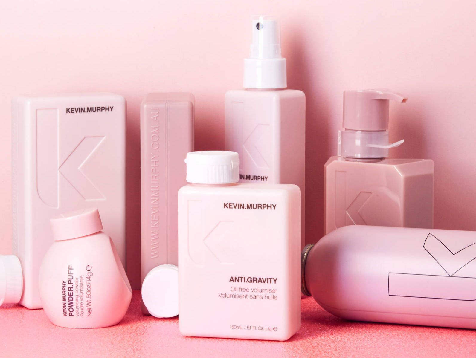 Super produsele de haircare si hairstyle KEVIN.MURPHY, lansate oficial in Romania!