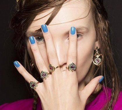 Nail trends for the season