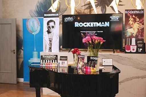 Top Line a lansat noua colectie The Rocketman by Gelish & Morgan Taylor