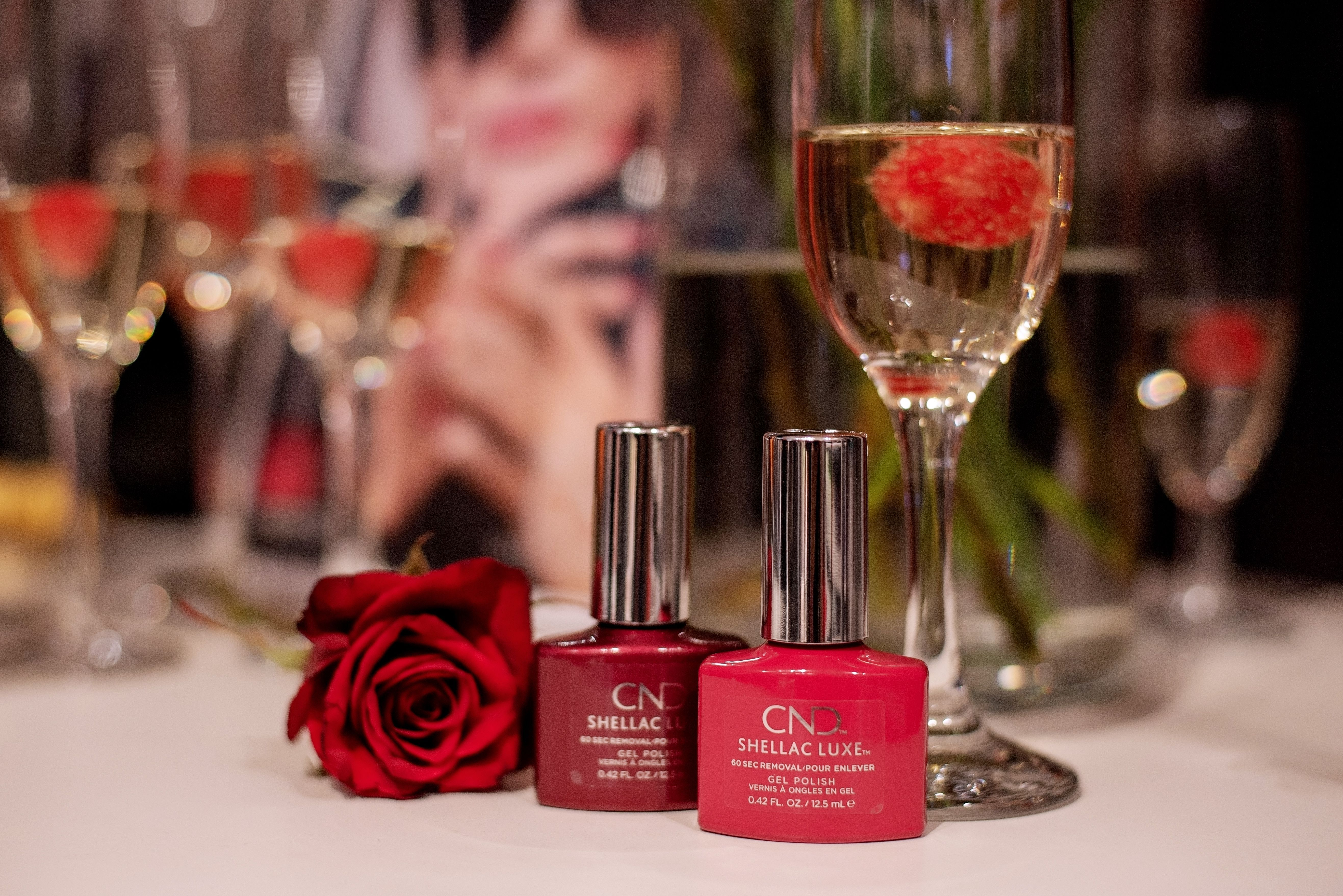 The New Speed of Fashion - CND ™ Shellac Luxe ™