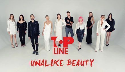 Noua generatie de beauty influenceri din Romania intra in campania Top Line Unalike Beauty