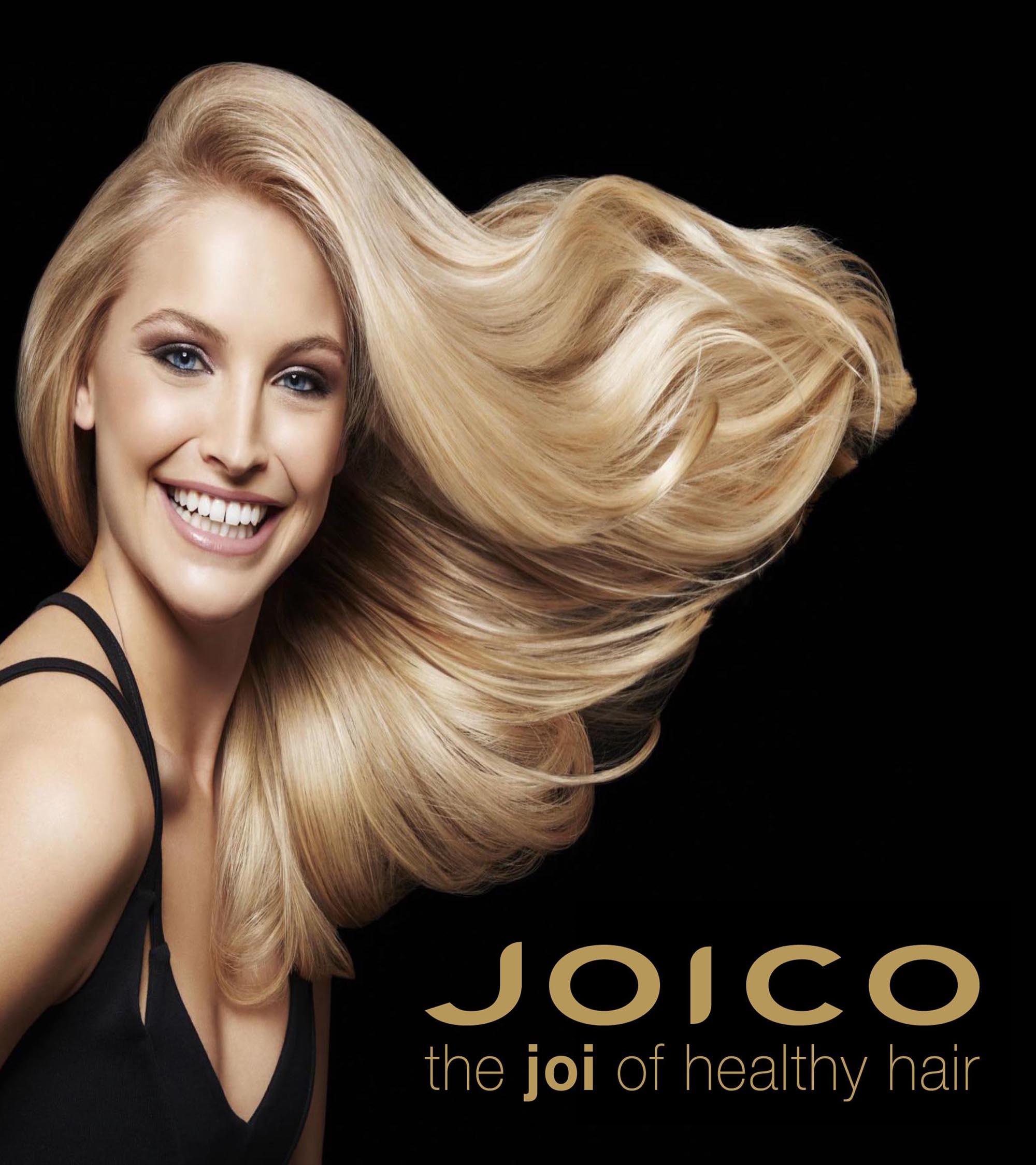 JOICO- The joy of a healthy hear